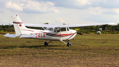 D-EBLE - Reims-Cessna F172M Skyhawk - Private