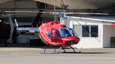 4X-BHR - Bell 206B JetRanger III - Private