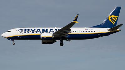9H-VUM - Boeing 737-8-200 MAX - Ryanair (Malta Air)