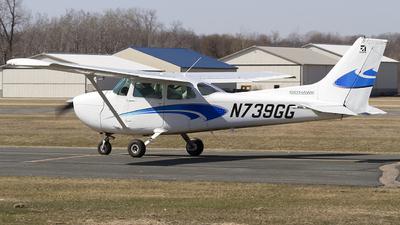 N739GG - Cessna 172N Skyhawk II - Private