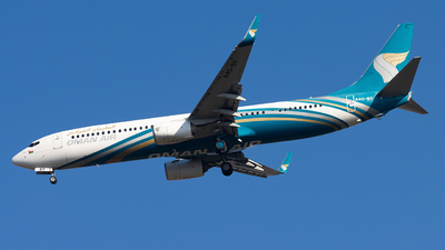 A picture of A4OBY - Boeing 73791M(ER) - Oman Air - © M. Umar Aziz