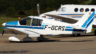 F-GCRS - Robin DR400/120 Petit Prince - Private