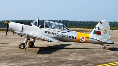 1335 - De Havilland Canada DHC-1 Chipmunk - Portugal - Air Force