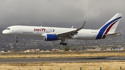 EC-NIV - Boeing 757-223(SF) - Swiftair
