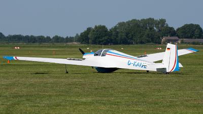 A picture of DKAUZ - Scheibe SF25C Falke - [4455] - © Dutch