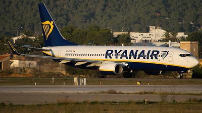 A picture of EIDYW - Boeing 7378AS - Ryanair - © Saúl Alonso