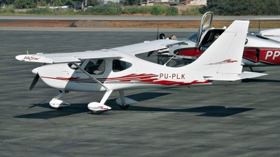 PU-PLK - Glasair Aviation Glastar - Private