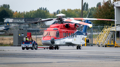 C-GUWC - Sikorsky S-92A Helibus - CHC Global Operations Canada