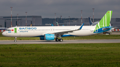 D-AZAB - Airbus A321-251NX - Bamboo Airways