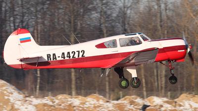 RA-44272 - Yakovlev Yak-18T - Private