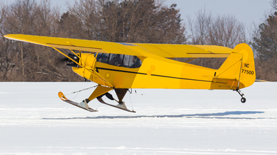 NC77500 - Piper J-3C-65 Cub - Private