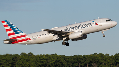 A picture of N654AW - Airbus A320232 - American Airlines - © Positive Rate Photography