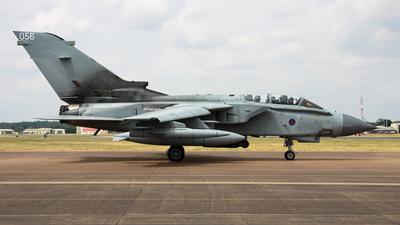 ZA588 - Panavia Tornado GR.4 - United Kingdom - Royal Air Force (RAF)