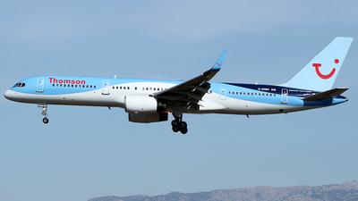 G-OOBH - Boeing 757-236 - Thomson Airways