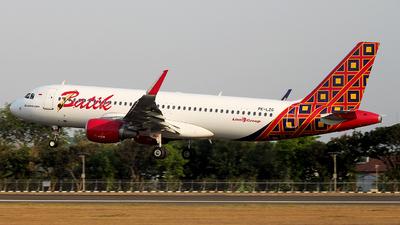 PK-LZG - Airbus A320-214 - Batik Air