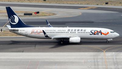 B-7669 - Boeing 737-85N - Shandong Airlines