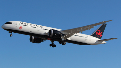 C-FVNB - Boeing 787-9 Dreamliner - Air Canada