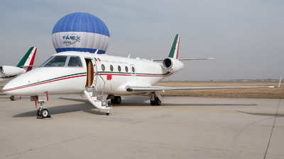 3914 - Gulfstream G150 - Mexico - Air Force