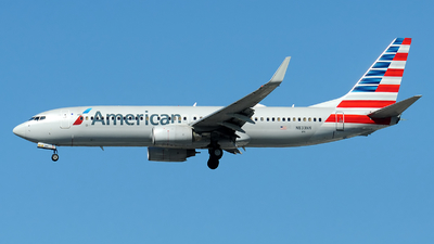 A picture of N833NN - Boeing 737823 - American Airlines - © Alexander Portas