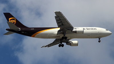N152UP - Airbus A300F4-622R - United Parcel Service (UPS)