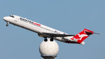 VH-YQX - Boeing 717-2K9 - QantasLink (National Jet Systems)