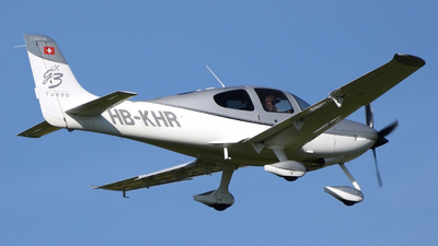 HB-KHR - Cirrus SR22-GTSx G3 Turbo - Private