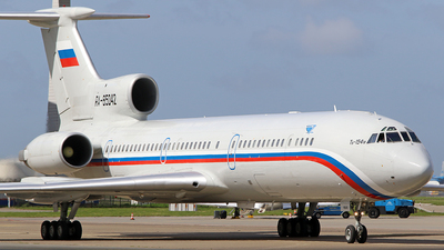 RA-85042 - Tupolev Tu-154M - Russia - 223rd Flight Unit State Airline