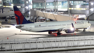 A picture of N862DN - Boeing 737932(ER) - Delta Air Lines - © Andriy Yegorov
