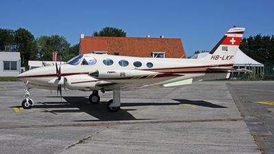 HB-LKF - Cessna 340A - Private