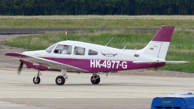 HK-4977-G - Piper PA-28-161 Warrior II - Aeroclub del Atlántico