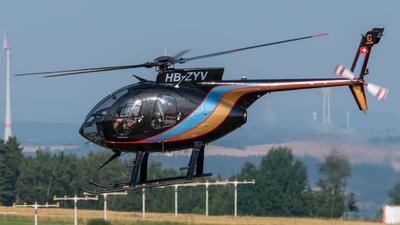 HB-ZYV - Hughes 369E (500E) - Private