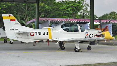 LD-1207 - Grob G120TP - Indonesia - Air Force
