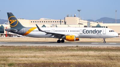 A picture of DAIAG - Airbus A321211 - Condor - © Jose Luis Guerrero