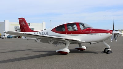 N424SW - Cirrus SR22-GTSx G3 Turbo - Private