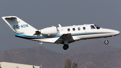 CC-ADN - Cessna 525 CitationJet 1 - Private
