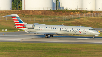 A picture of N534AE - Mitsubishi CRJ702ER - American Airlines - © Kevin R. Clemmons Photography