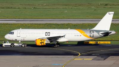 EC-MVG - Airbus A320-212 - Untitled