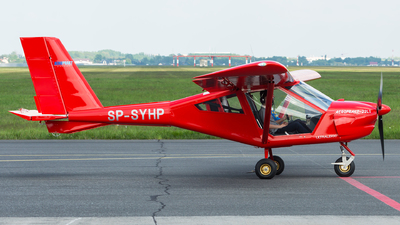 SP-SYHP - Aeroprakt A22LS Foxbat - Private