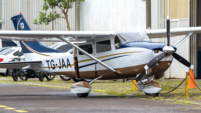 TG-JAA - Cessna T206H Turbo Stationair - Private