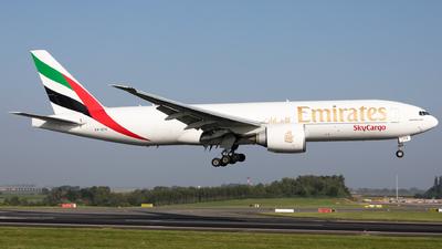 A6-EFK - Boeing 777-F1H - Emirates SkyCargo