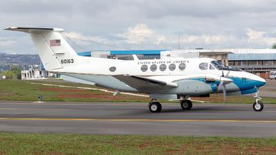 76-0163 - Beechcraft C-12C Huron - United States - US Air Force (USAF)
