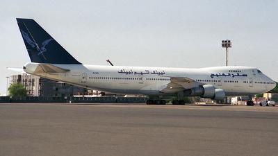 3D-GFB - Boeing 747-246B - Air Gulf Falcon