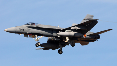 C.15-61 - McDonnell Douglas EF-18M Hornet - Spain - Air Force