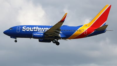 A picture of N423WN - Boeing 7377H4 - Southwest Airlines - © Robert Maverick Rivera