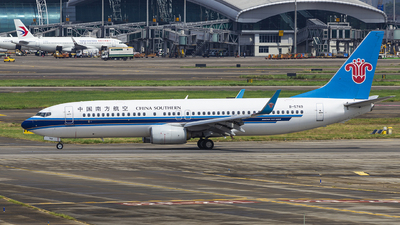 B-5749 - Boeing 737-81B - China Southern Airlines