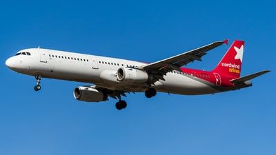 VP-BGH - Airbus A321-231 - Nordwind Airlines