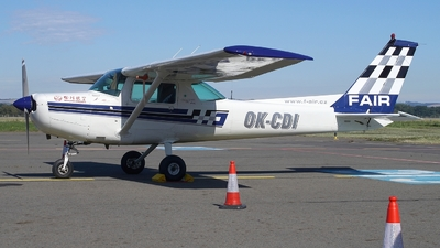 OK-CDI - Cessna 152 - F-Air Flight School