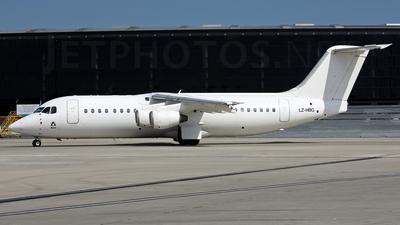 LZ-HBG - British Aerospace BAe 146-300 - Bulgaria Air