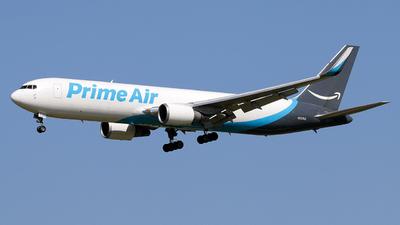 A picture of N337AZ - Boeing 767323(ER)(BDSF) - [27060] - © Lima Delta Sierra