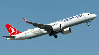 A picture of TCLSL - Airbus A321271NX - Turkish Airlines - © Alp AKBOSTANCI